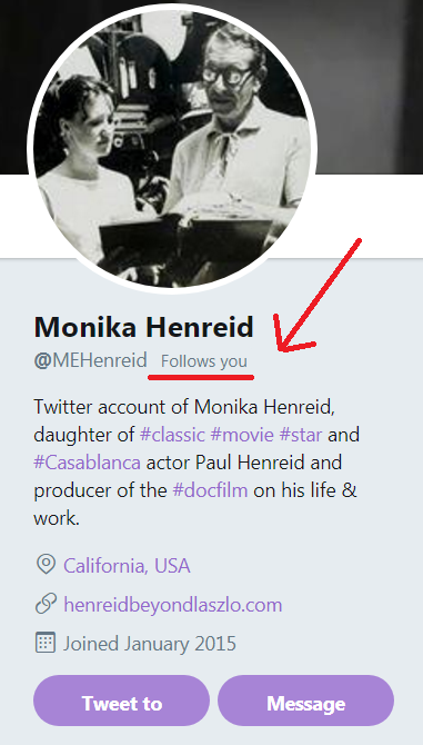 Monika Henreid