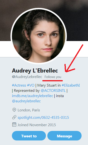Audrey LEbrellec