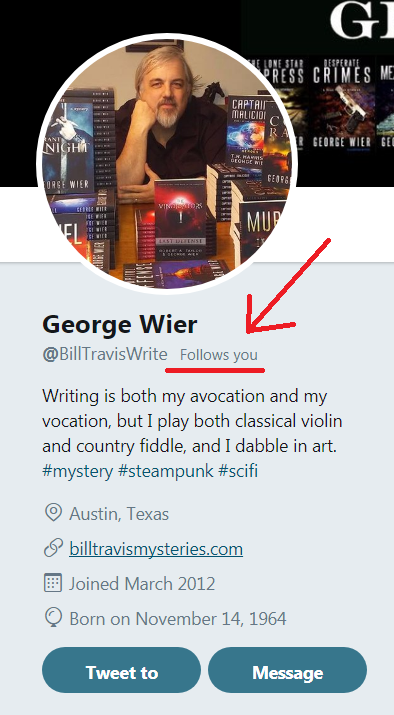 George Wier