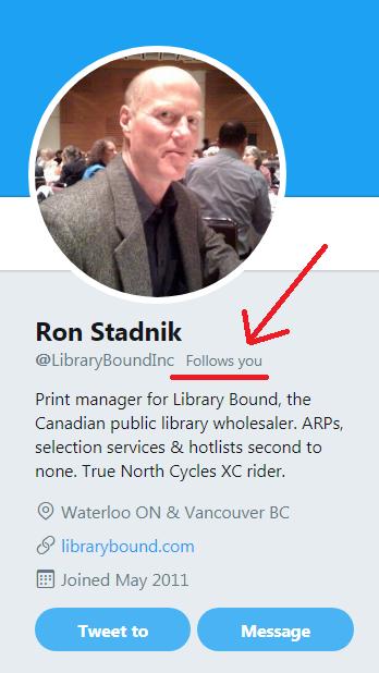 Ron Stadnik