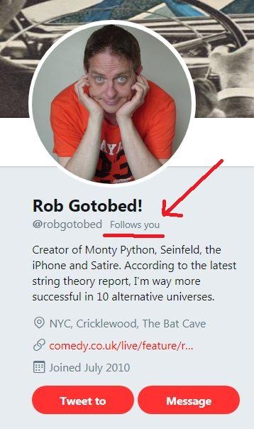 Rob Gotobed