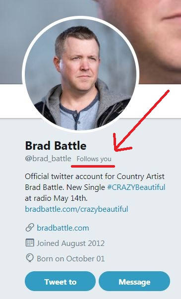 Brad Battle_country recording artist